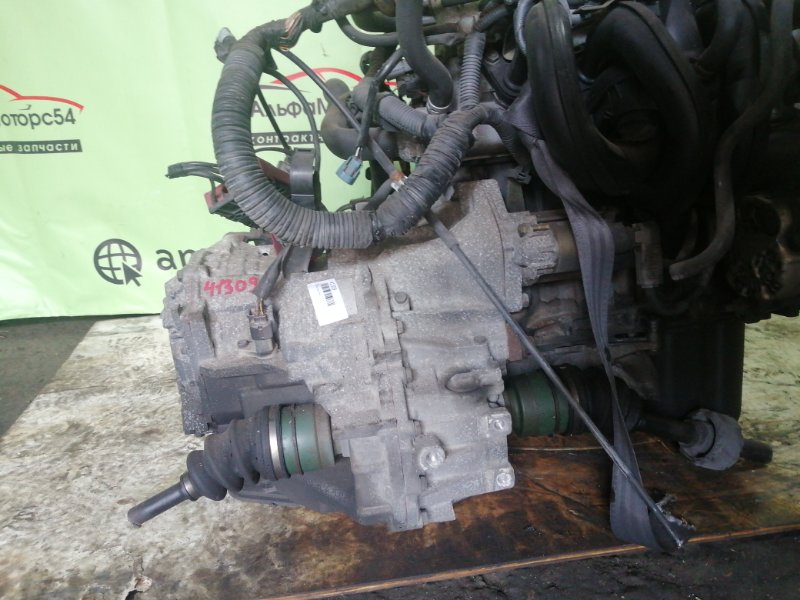 Акпп Toyota Vitz SCP10 1SZ-FE 1999