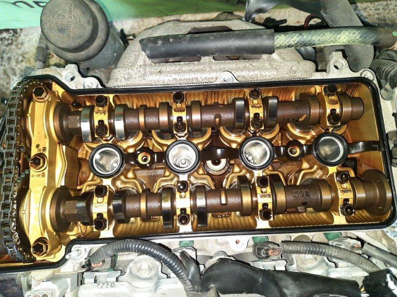 Двигатель Toyota Porte NNP11 1NZ-FE 2010