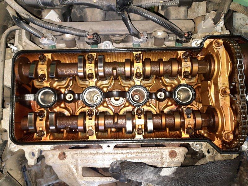 Двигатель Toyota Ist NCP61 1NZ-FE 2007