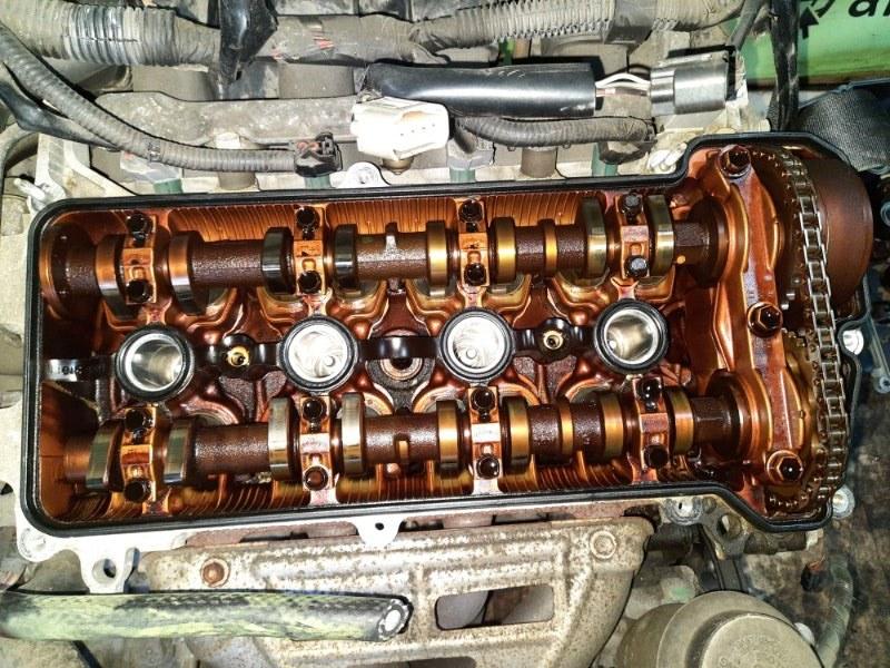Двигатель Toyota Ist NCP61 1NZ-FE 2003