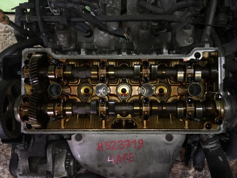 Двигатель Toyota Сorolla Spacio AE111 4A-FE 1998
