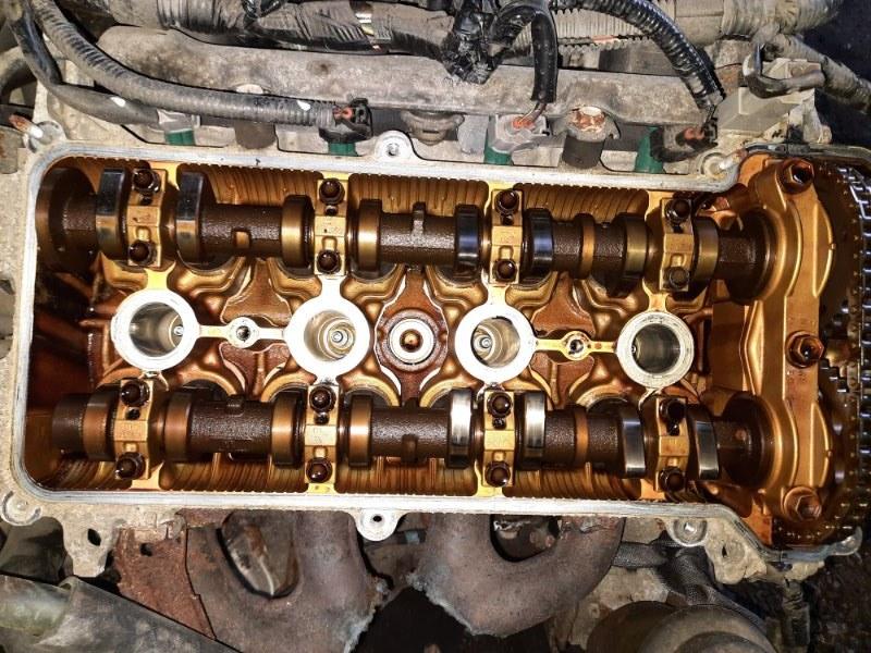 Двигатель Toyota Will Sypha NCP75 1NZ-FE 2005