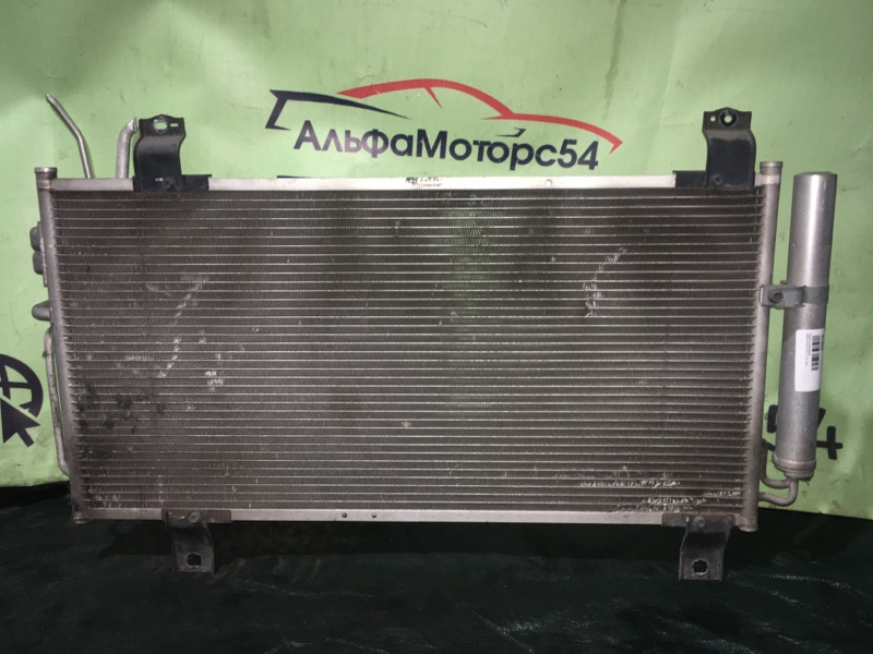 Радиатор кондиционера Mazda Atenza GH5FS L5-VE 2008