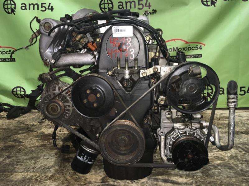 Двигатель Mitsubishi Lancer CS3A 4G18