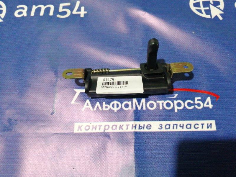 Ручка задней двери Toyota Harrier MCU15 1MZ-FE 1999 задняя