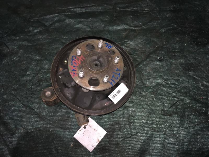 Ступица Toyota Carina AT211 7A-FE задняя правая