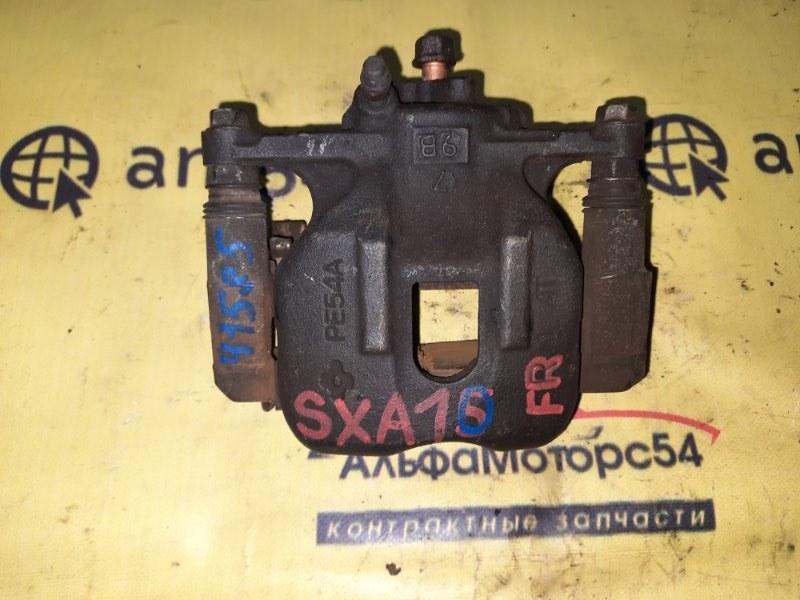 Суппорт Toyota Rav4 SXA10 3S-FE 1997 передний правый