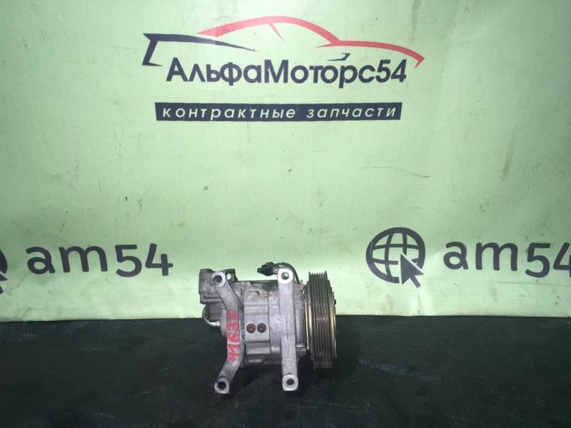 Компрессор кондиционера Nissan Sunny B15 QG15DE