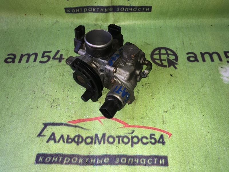 Дроссельная заслонка Suzuki Jimny JB23W K6A-T 2000