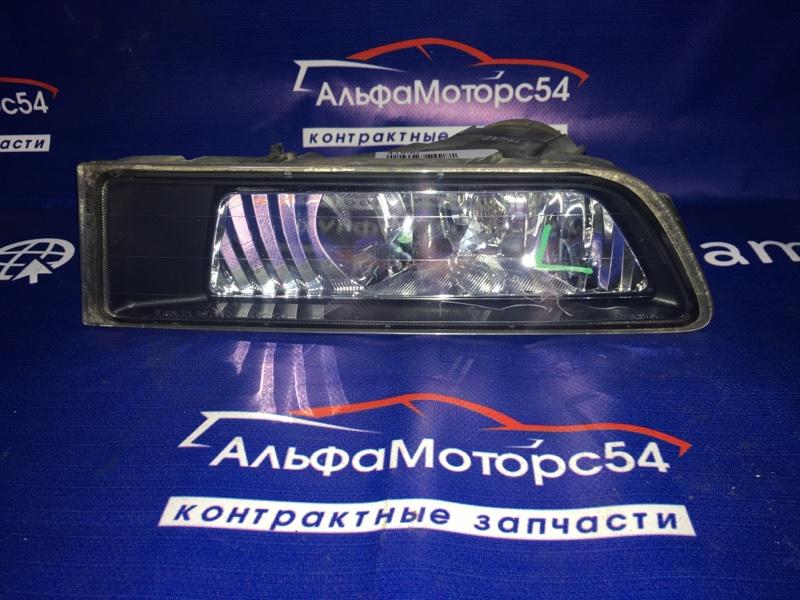 Туманка Honda Accord CF4 F20B передняя левая