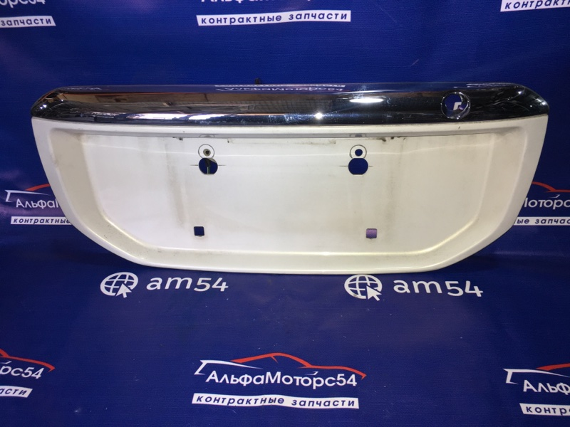 Рамка для номера Toyota Ipsum SXM10 3S-FE
