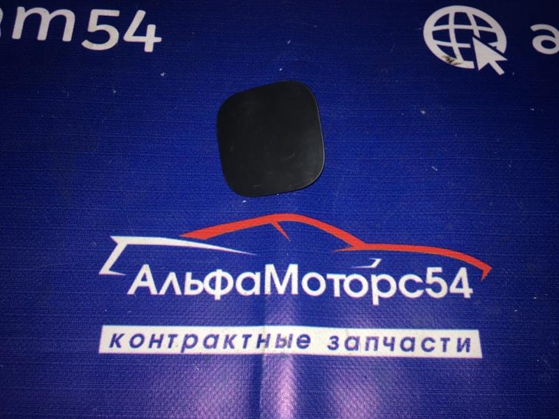 Заглушка буксировочной петли Toyota Camry ACV40 2AZ-FE 2006 передняя