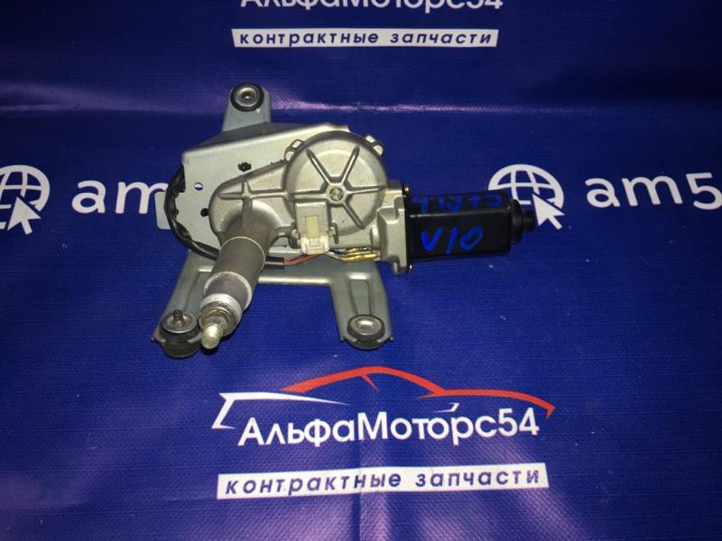 Мотор дворников Nissan Tino V10 QG18DE 2000 задний