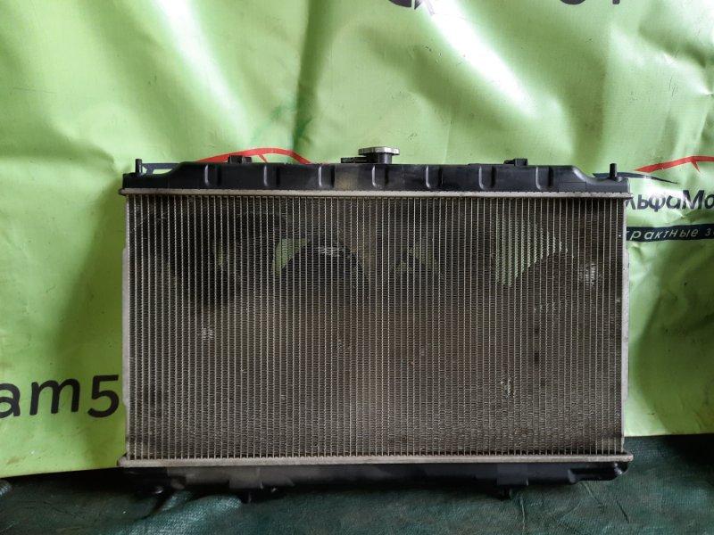 Радиатор основной Nissan Ad Y11 QG15DE