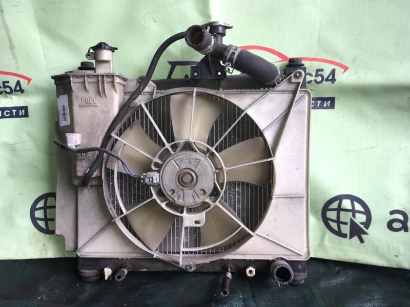 Радиатор основной Toyota Bb NCP30 2NZ-FE 2004