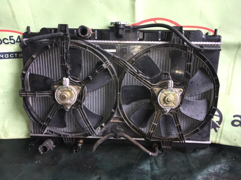 Радиатор основной Nissan Ad Y11 QG15DE 2002