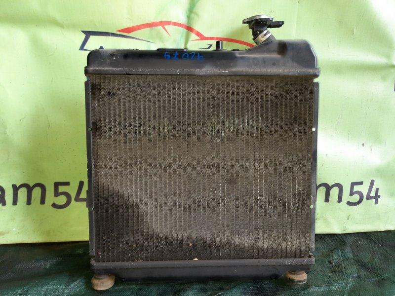 Радиатор основной Honda Fit GD1 L13A 2002