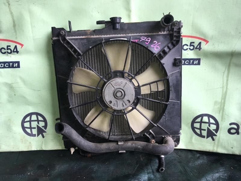 Радиатор основной Suzuki Jimny JB23W K6A-T 2004