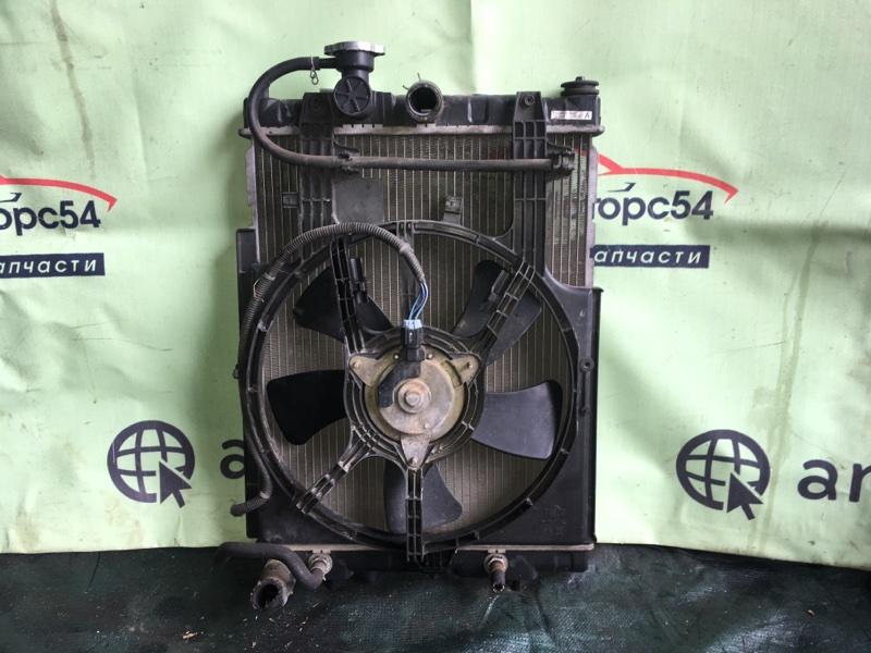 Радиатор основной Nissan Cube Z10 CG13DE 2000