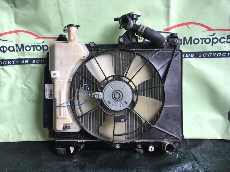 Радиатор основной Toyota Porte NNP10 2NZ-FE 2004