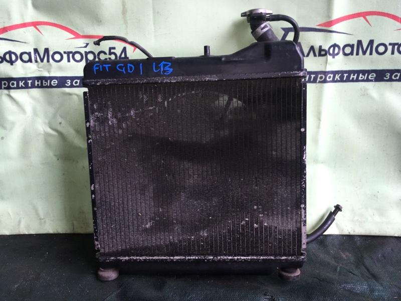Радиатор основной Honda Fit GD1 L13A 2003