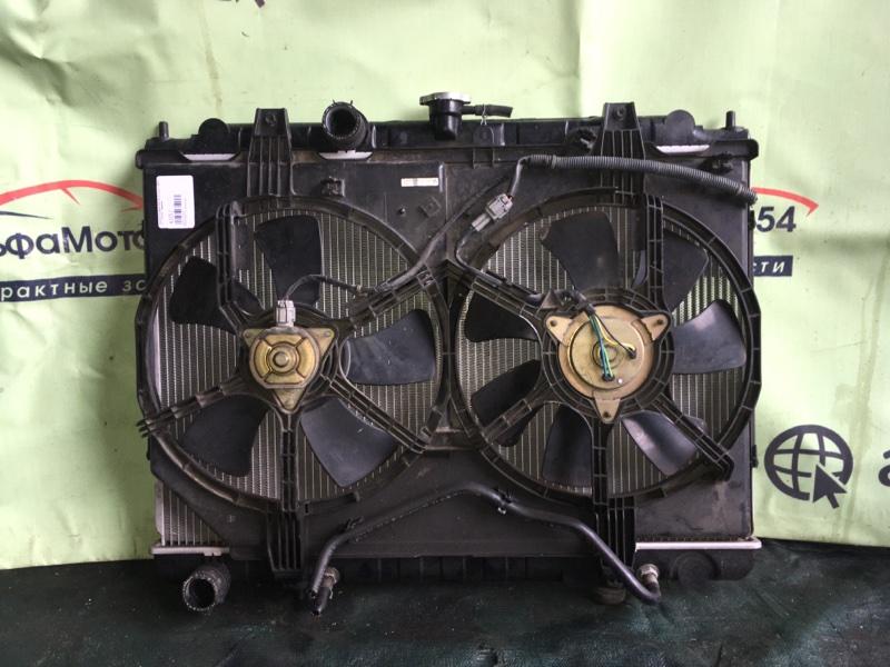 Радиатор основной Nissan Liberty M12 QR20DE 2002