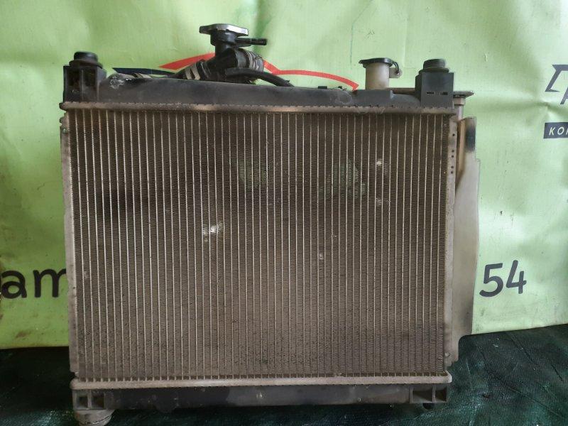 Радиатор основной Toyota Funcargo NCP20 2NZ-FE 2002