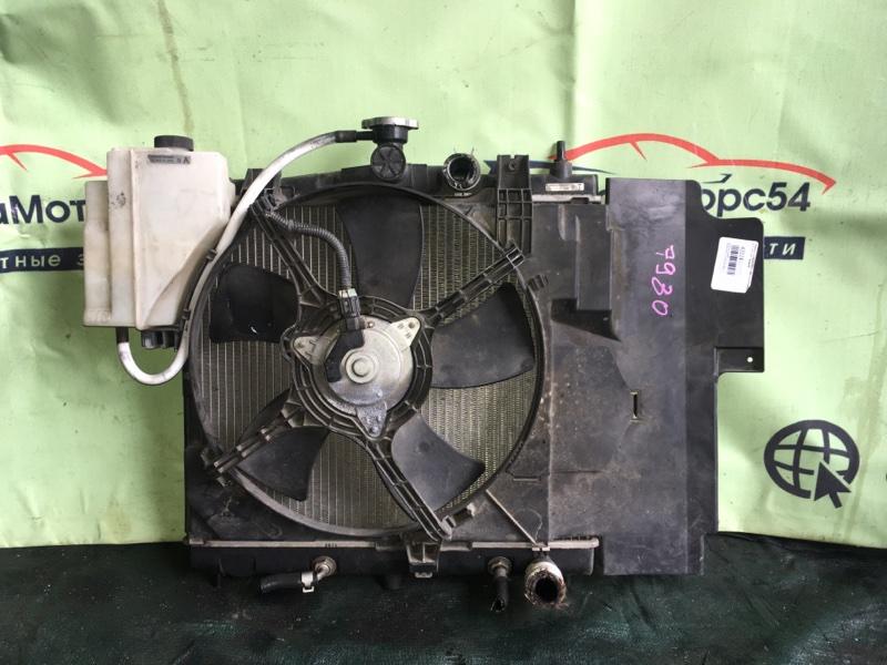 Радиатор основной Nissan March K12 CR12DE 2004