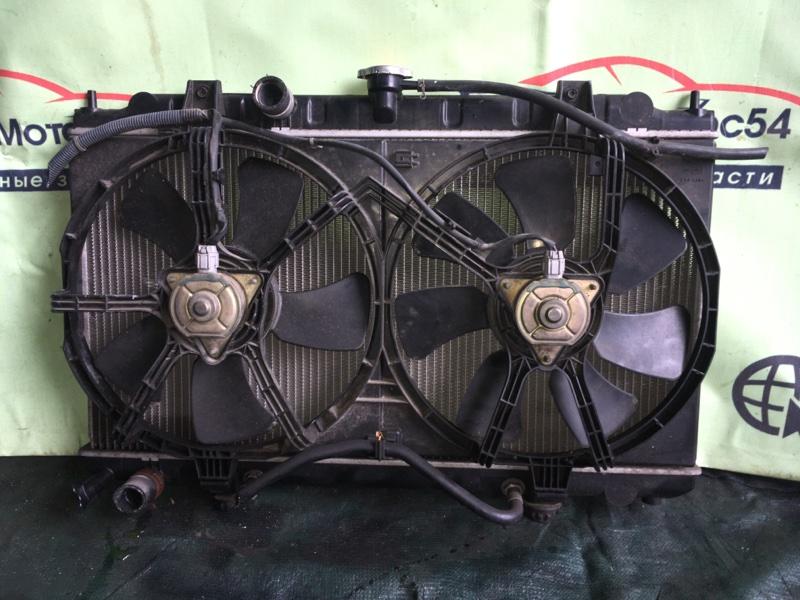 Радиатор основной Nissan Bluebird Sylphy G10 QG18DE 2002
