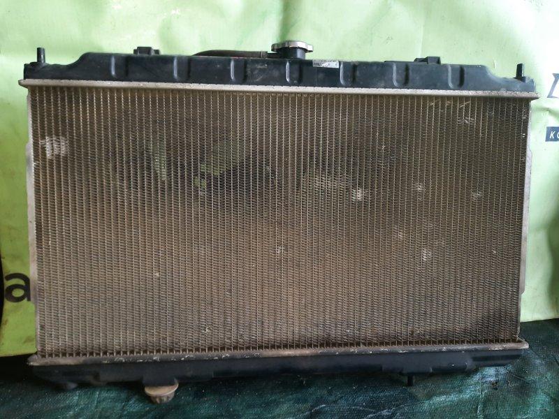 Радиатор основной Nissan Sunny B15 QG15DE 2000