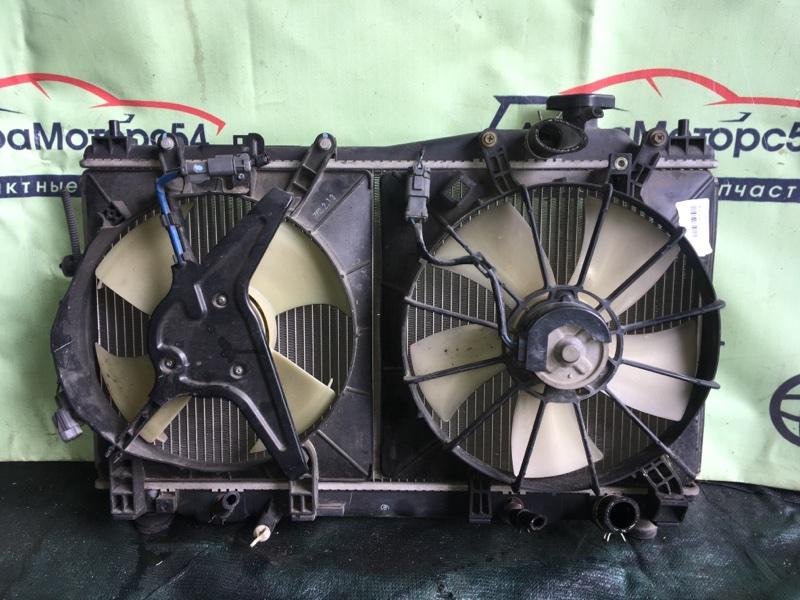 Радиатор основной Honda Civic EU1 D15B 2001