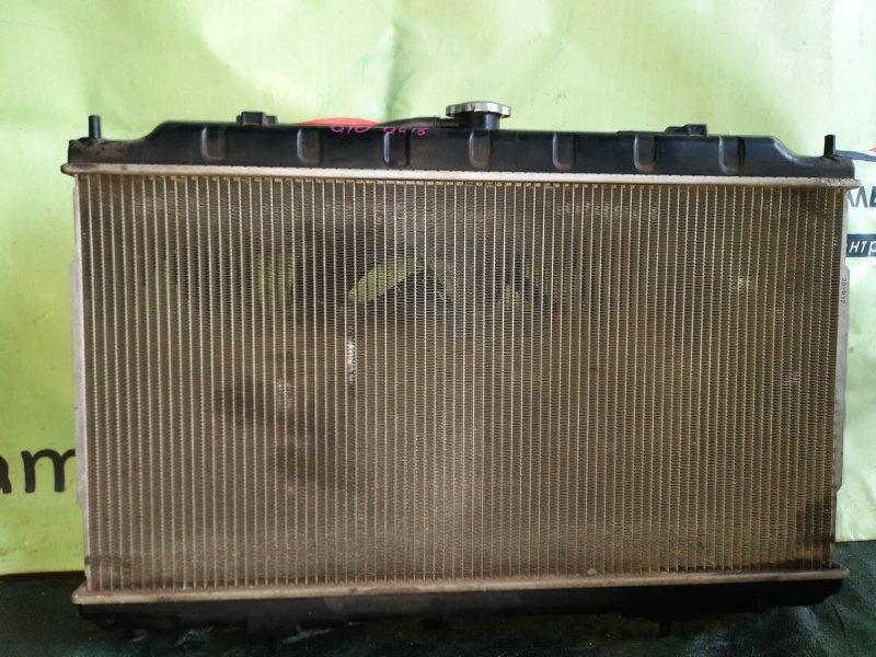 Радиатор основной Nissan Bluebird Sylphy G10 QG18DE 2001