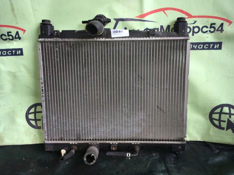Радиатор основной Toyota Platz SCP11 1SZ-FE 2002
