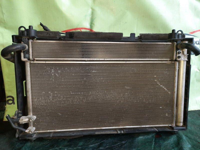 Радиатор основной Toyota Prius ZVW30 2ZR-FXE 2010