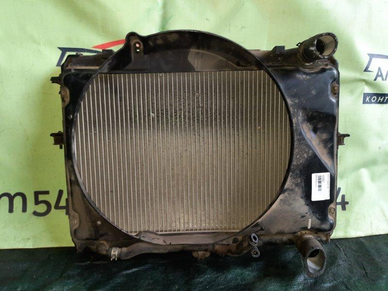 Радиатор основной Mazda Bongo SK82M F8 2003