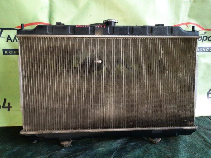 Радиатор основной Nissan Ad Y11 QG15DE 2004
