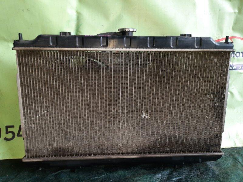 Радиатор основной Nissan Sunny B15 QG15DE 2002