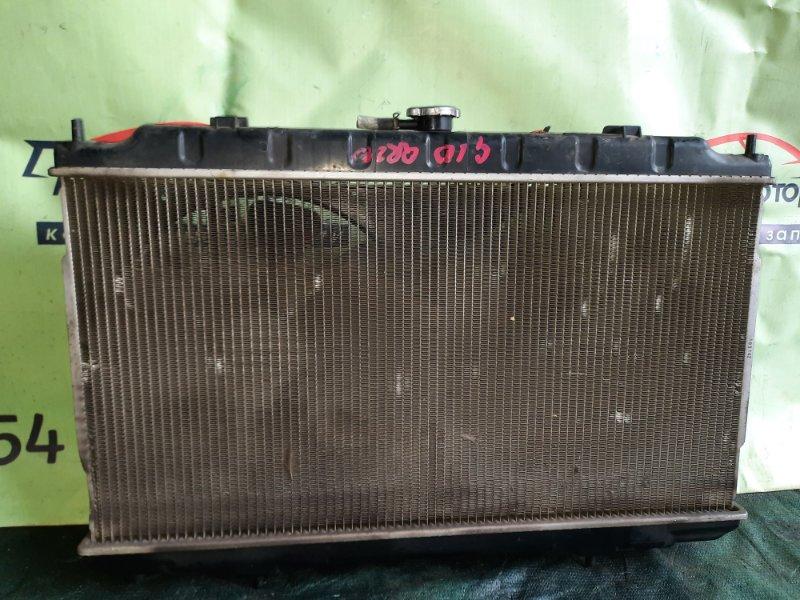 Радиатор основной Nissan Bluebird Sylphy G10 QR20DD 2002