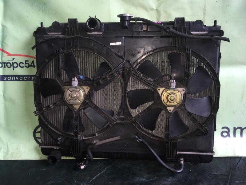 Радиатор основной Nissan Serena C24 QR20DE 2000