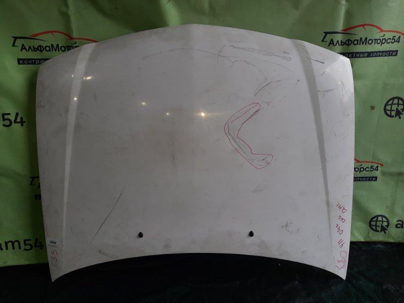 Капот Nissan Ad Y11 QG15DE 2004