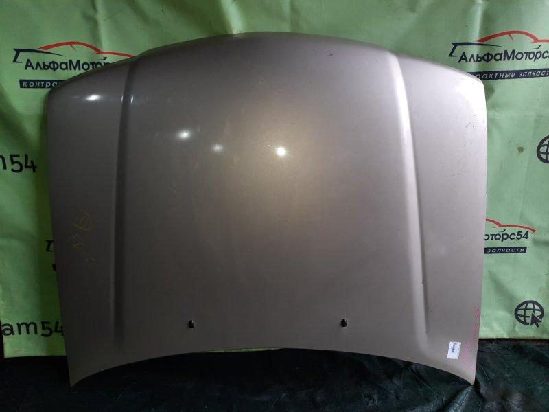 Капот Nissan Sunny B15 QG13DE 2001