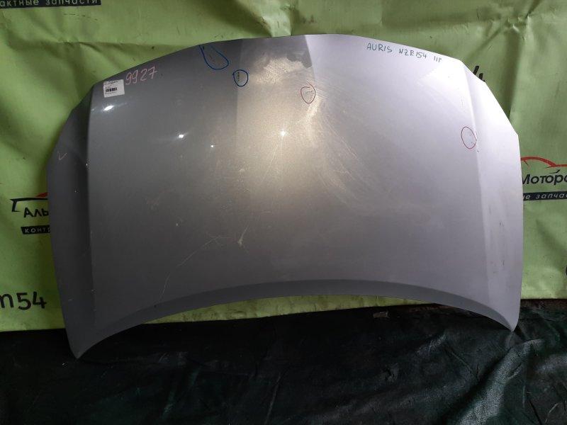 Капот Toyota Auris NZE154 1NZ-FE 2011