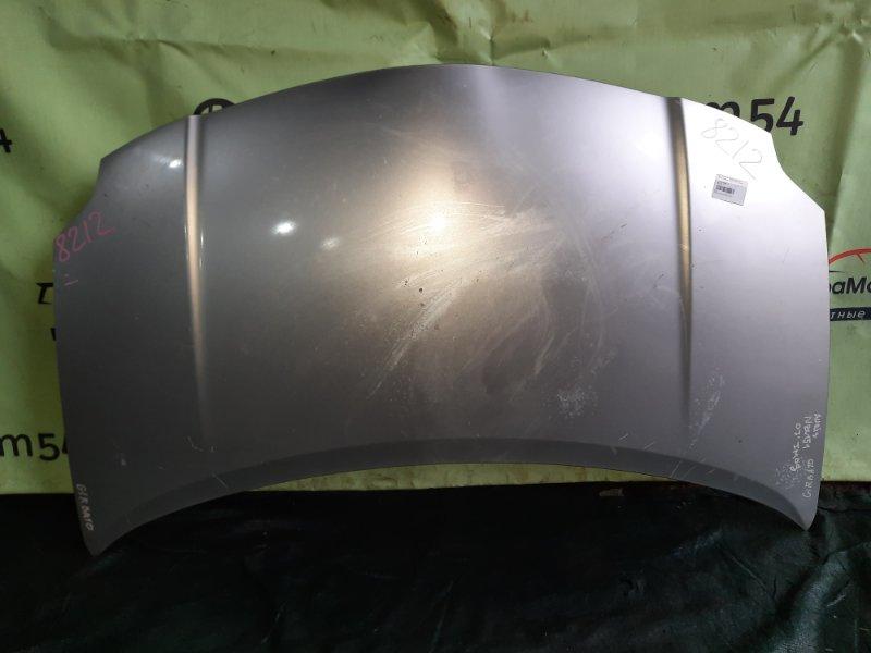 Капот Toyota Auris NZE151 1NZ-FE 2007