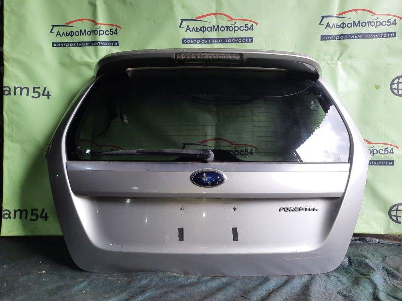 Дверь 5-я Subaru Forester SG5 EJ205 2005 задняя