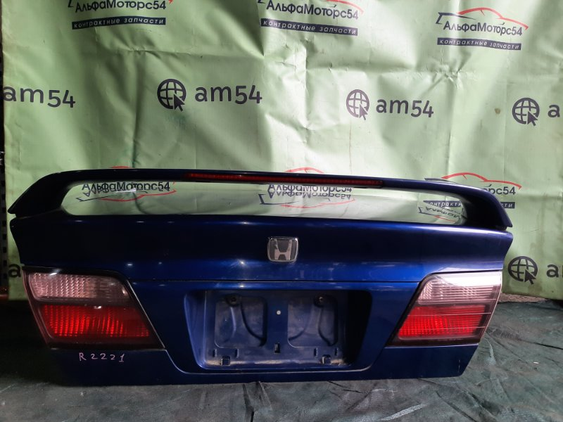 Крышка багажника Honda Accord CF4 F20B 1997 задняя