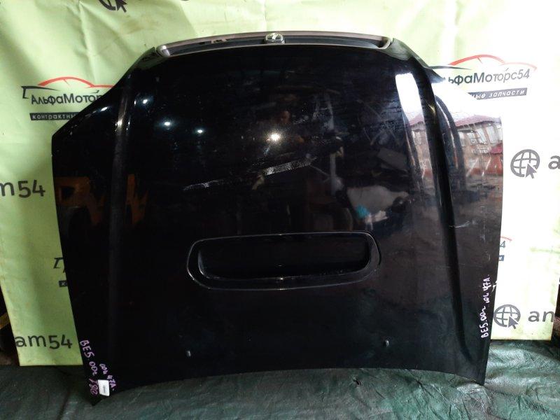 Капот Subaru Legacy BE5 EJ204 1999