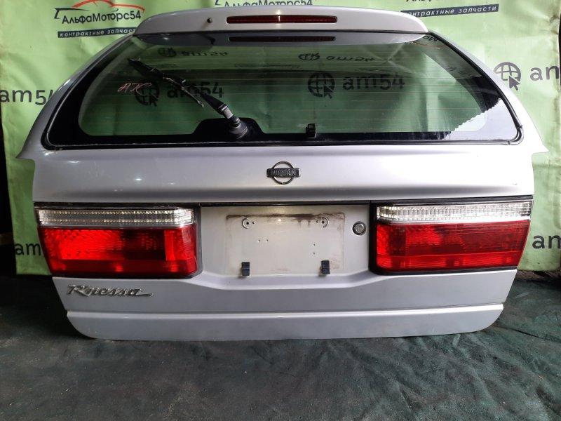 Дверь 5-я Nissan R'nessa N30 SR20DE 1998 задняя