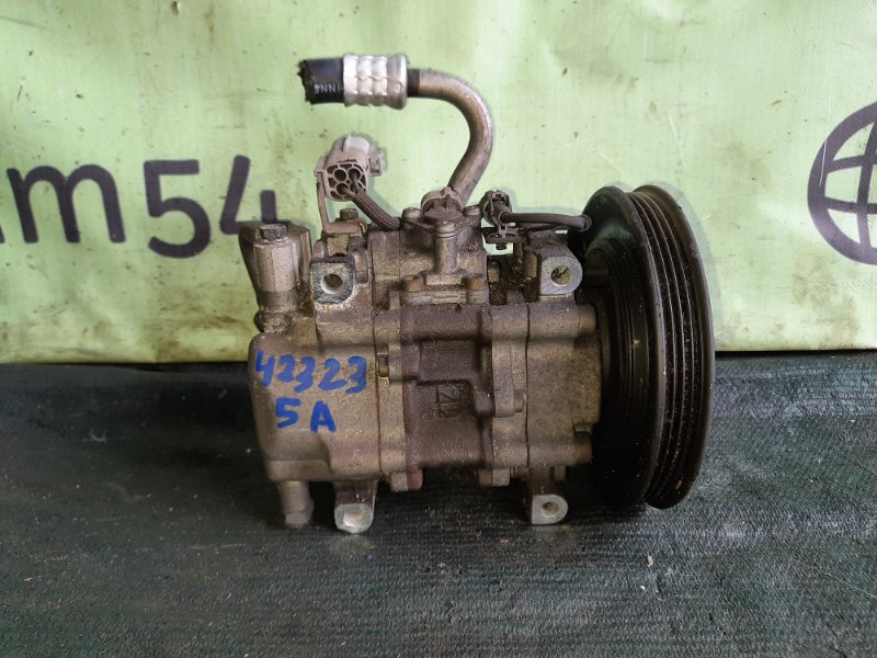Компрессор кондиционера Toyota Corolla AE100 5A-FE