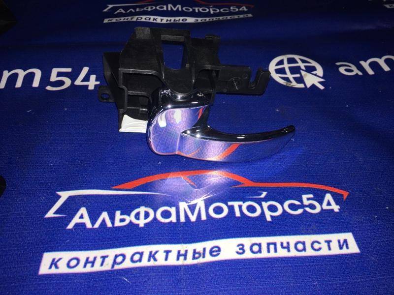 Ручка двери внутренняя Nissan Pathfinder R51 VQ40DE 2009 задняя левая