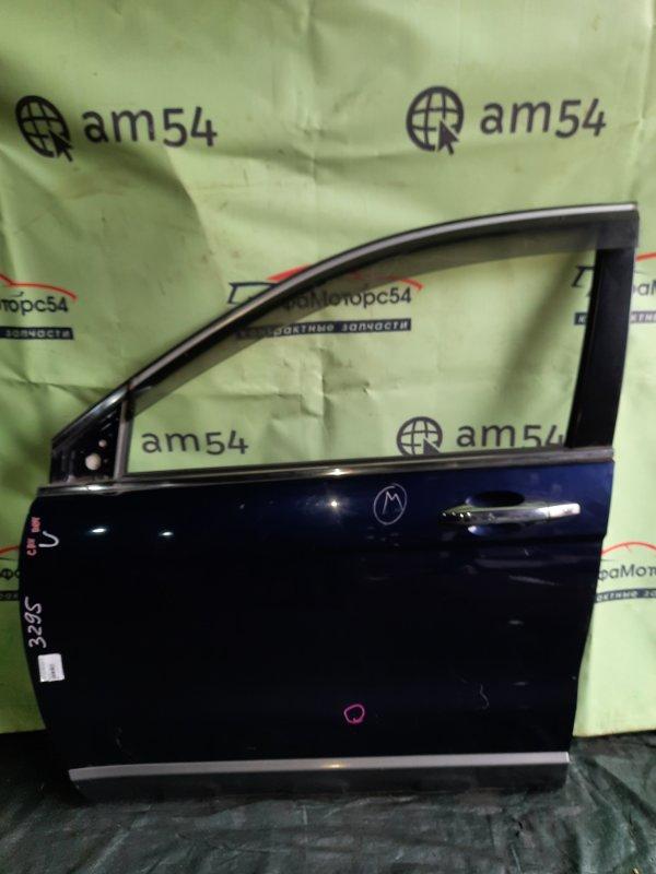 Дверь Honda Cr-V RE4 K24A 2008 передняя левая